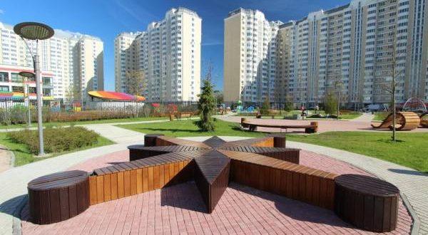 город московский