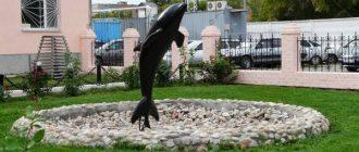 тут находится тюрьма черный дельфин