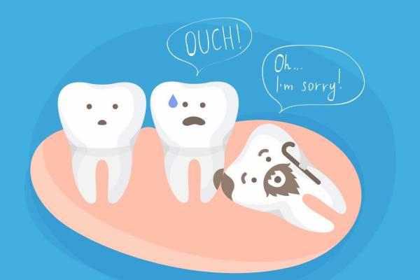 почему зуб мудрости так называется