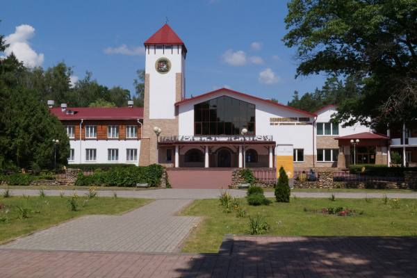 Каменюки санаторий Беловежская пуща Беларусь