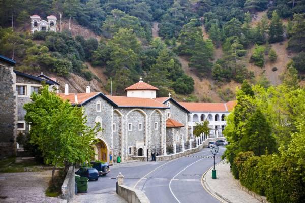 Киккский монастырь острова Кипр