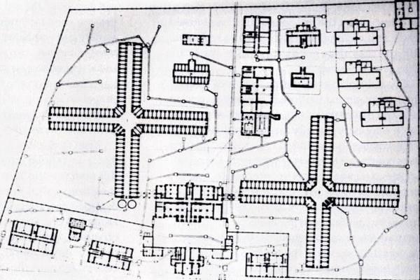 Карта старых Крестов