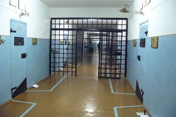 коридор в соликамском Белом лебеде